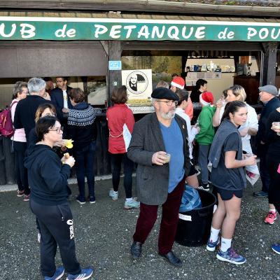 Course de Pouillon Noël 2019
