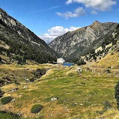 YVES dans les Pyrénées centrales